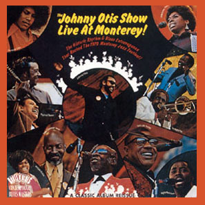 "Featured recording ""Live At Monterey"""